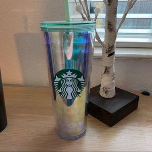 Starbucks Summer 2020 release cold tumbler 🤩